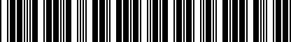 Barcode for DRG019145